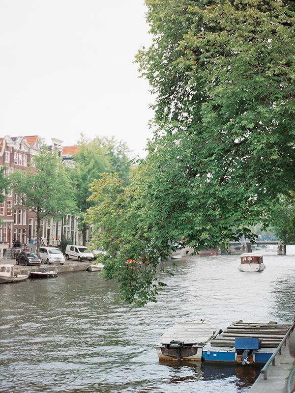 прогулка в амстердаме