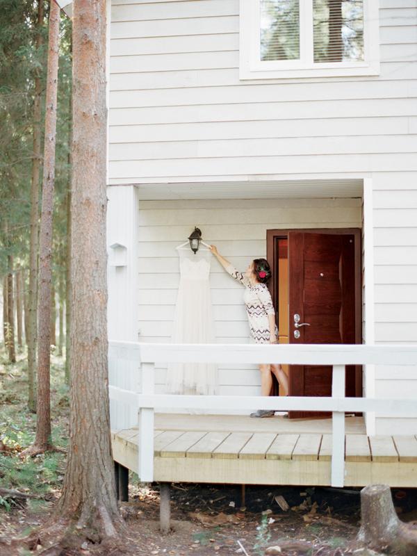 свадьба в коркино лейк