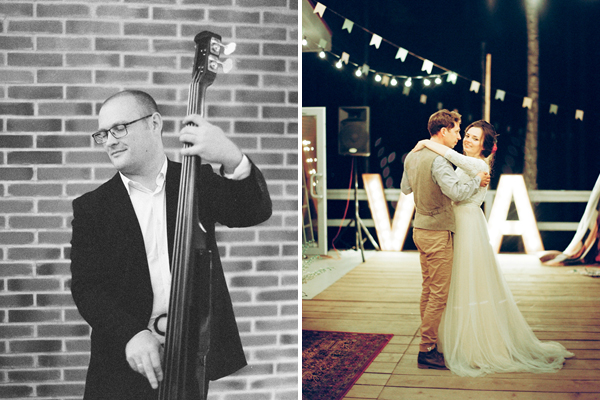 джаз на свадьбе спб