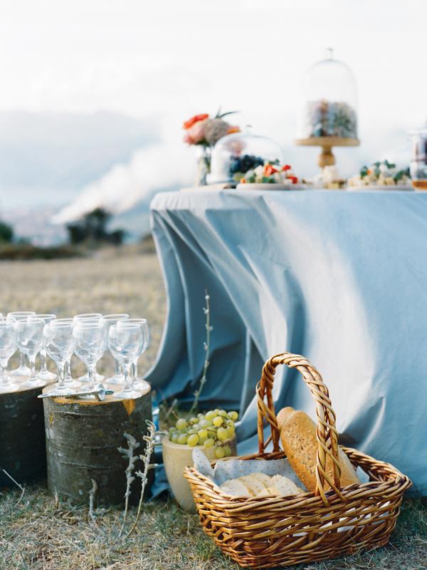 свадебный ужин Черногория