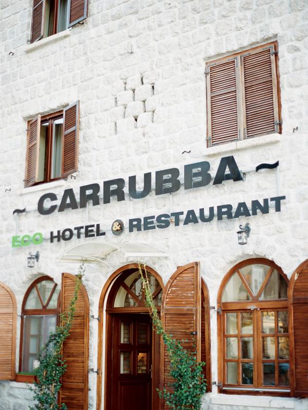 отель Carruba Черногория