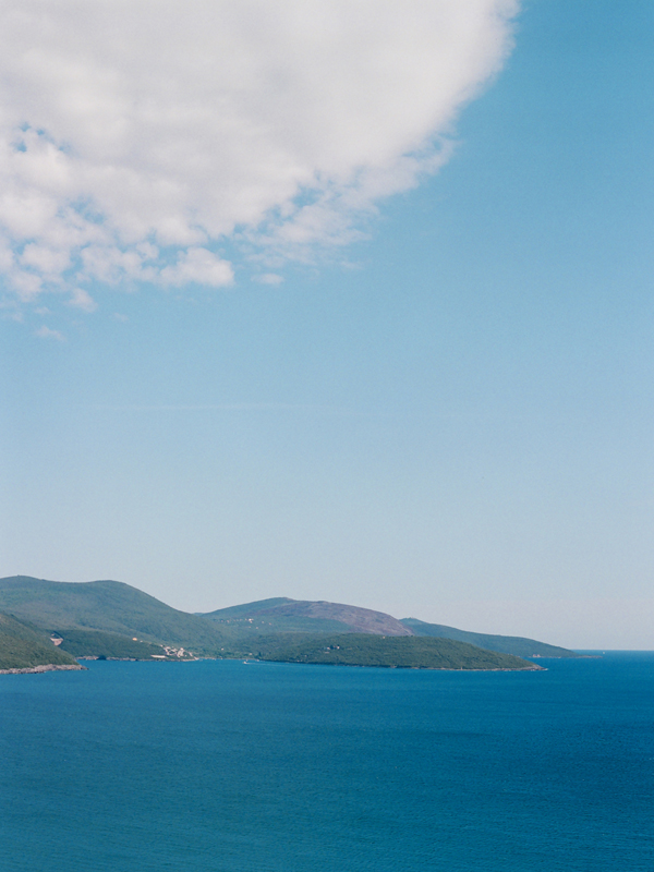 пленочный фотограф в черногории