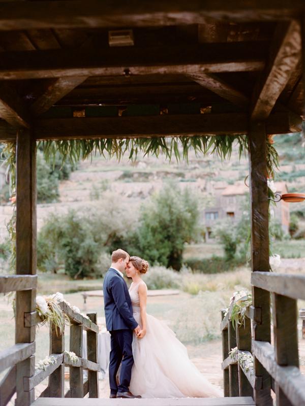 свадебная церемония в Черногории