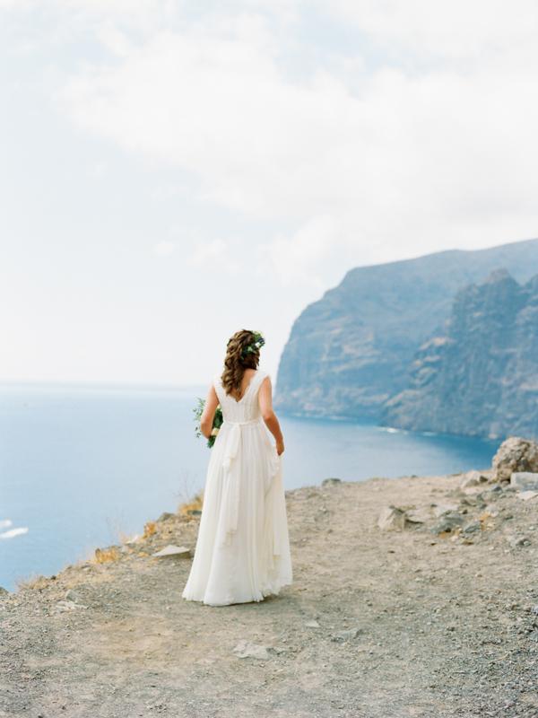 ocean wedding tenerife