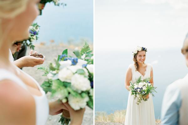 свадьба на скале