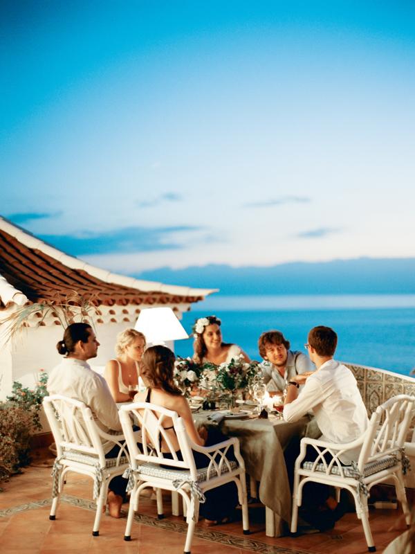 wedding dinner tenerife