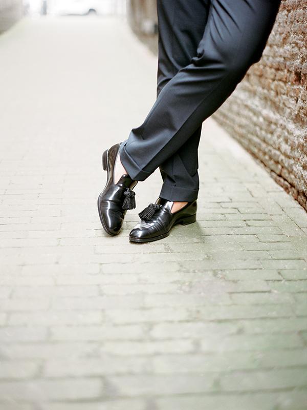 туфли жениха