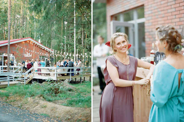 гости на свадьбе korkino lake
