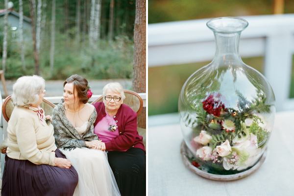 цветы на свадьбе спб