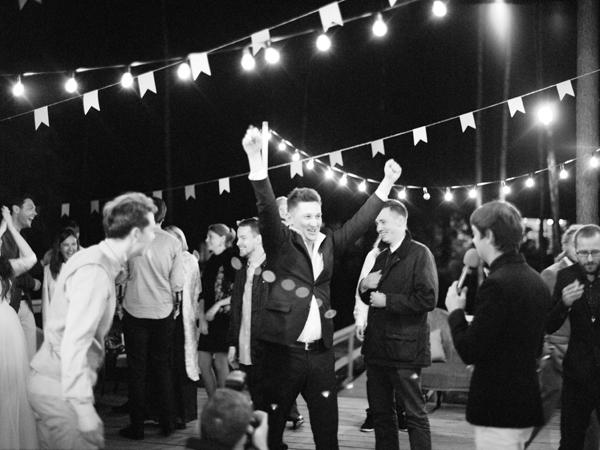 гирлянды на свадьбу спб