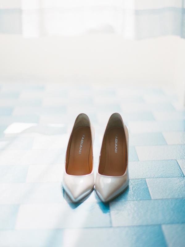 свадебные туфли черногория