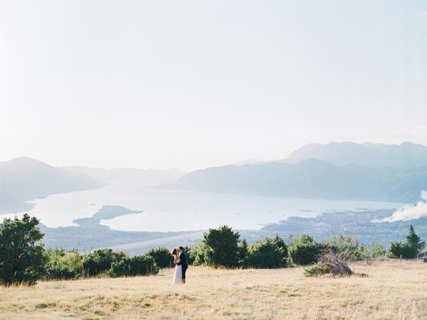 свадьба ловчен Черногория