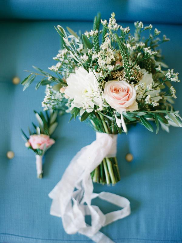 букет невесты Черногория