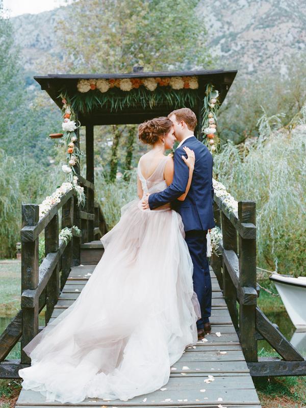 свадебное агентство Черногория