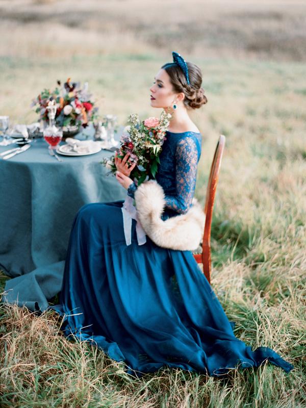 свадьба в русском стиле файн арт