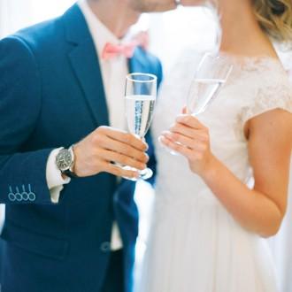 Мария + Леонид. Свадьба в Петербурге